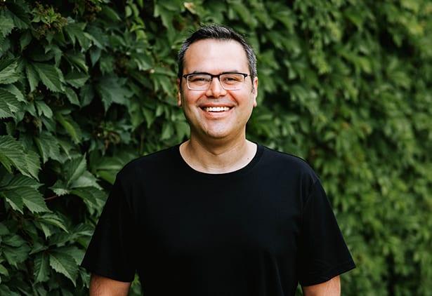 Headshot of Dr. Pekarev Smiling
